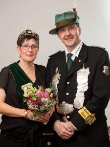 Königspar 2018