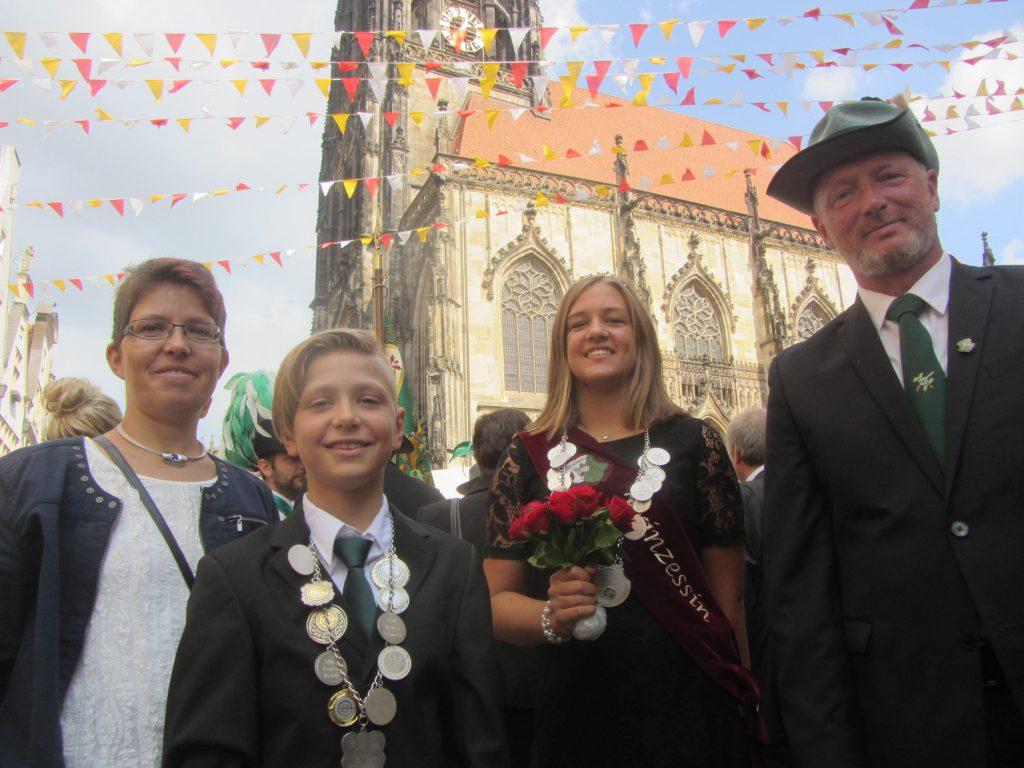 2017 Stadtschützenfest Marsch