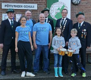 2019 Spendenübergabe pötterhoekschule